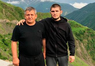 Батько Хабіба назвав потенційних суперників свого сина