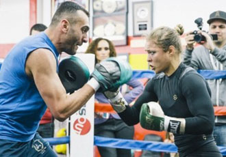 Едмонд Тарвердян: Я знаю, що Ронда може стати чемпіонкою з боксу