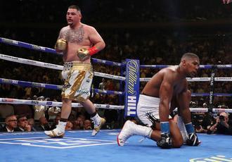 Джошуа: Руїс розмазав мене по рингу