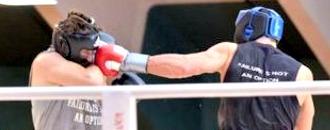Кличко провів спаринг перед боєм з Фьюрі (ФОТО)