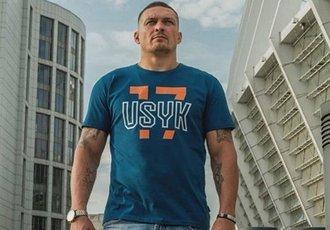 Несенюк: Усик піднімає український прапор, щоб в країні