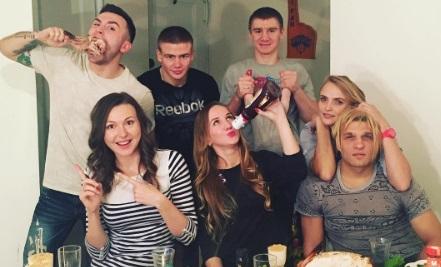 #MannequinChallenge від українських боксерів в США (ВІДЕО)