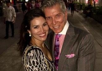 Кадр Дня: Легендарний Майкл Баффер показав красуню-дружину