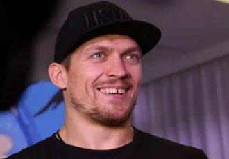 Усик: Я знав що буду боксувати з Джошуа