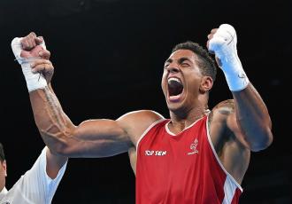 Компанія Кличків К2 бере під крило олімпійського чемпіона Ріо-2016
