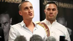 Хіггінс: Усик з Паркером повинні будуть розіграти пояс WBO