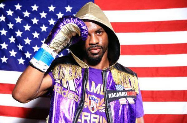 Чемпіон WBO у другій напівлегкій вазі американець ...