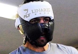 Ніндзя-тренування Лінареса перед Ломаченком (ВІДЕО)