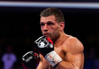 Дерев'янченко націлився на чемпіонський бій