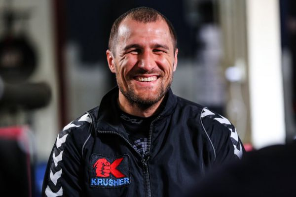 Промо до повернення Сергія Ковальова (ВІДЕО)