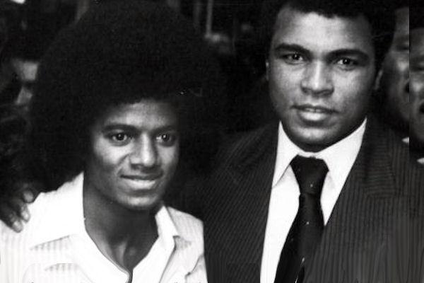 Ретро. Як Мухаммед Алі зустрівся з Майклом Джексоном (ВІДЕО)
