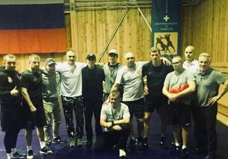 Повєткін завершив підготовку до бою з Джошуа (ФОТО)
