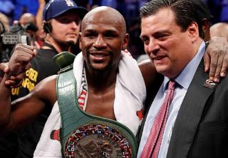 Президент WBC: Я проти повернення Мейвезера