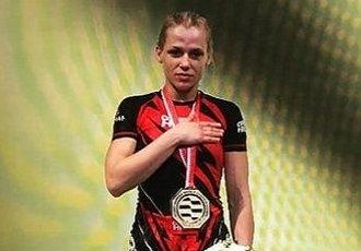 Українка виграла чемпіонат світу з MMA