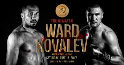 Ковальов vs Ворд, частина друга: промо-ролик від телеканалу НВО (ВІДЕО)