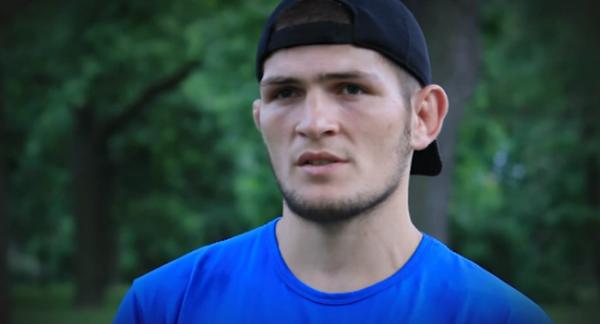 Нурмагомедов: Я повиненен змінити дещо в тренуваннях