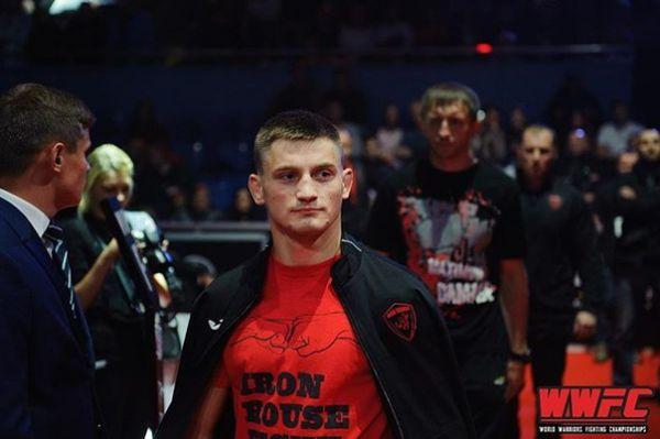 WWFC 17: Горобець успішно захистив титул у Львові