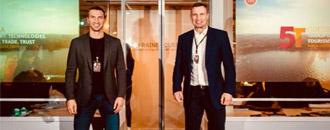 Брати Клички отримали спеціальні нагороди у Давосі (+ФОТО)
