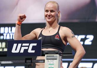 Валентина Шевченко дізналась ім'я наступної суперниці
