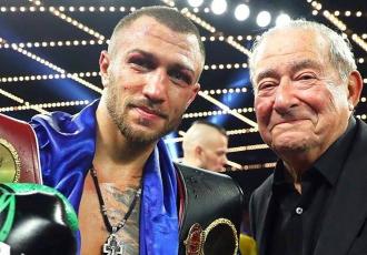 Арум: Наступний бій Ломаченка буде проти чемпіона світу