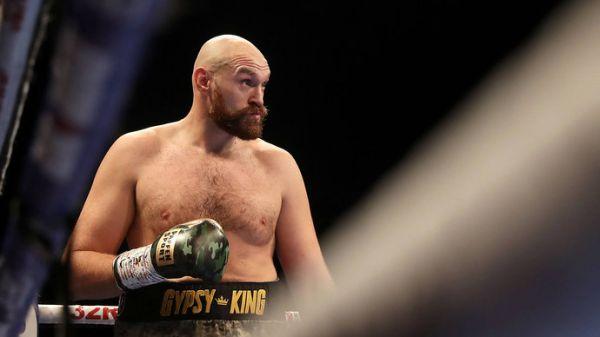 Фьюрі пояснив, чому не хоче боксувати в Британії
