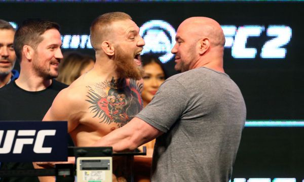 Вайт: Без UFC Макгрегора чекає повний провал