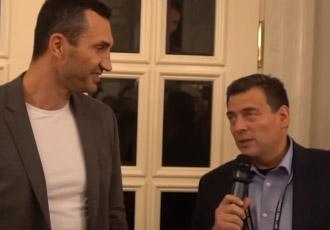 За лаштунками конгресу WBC в Києві (ВІДЕО)