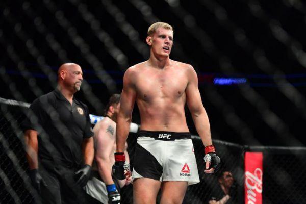Волков переміг Харріса на UFC 254