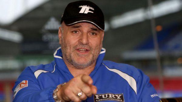 Джон Фьюрі, батько британського чемпіона світу в с...