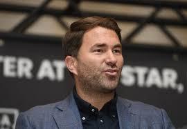 Хірн назвав імена потенційних суперників для Альвареса