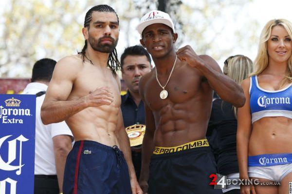Це уже буде третя зустріч цих боксерів, і сподіває...