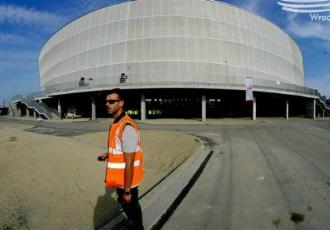 У Вроцлаві відкрили стадіон