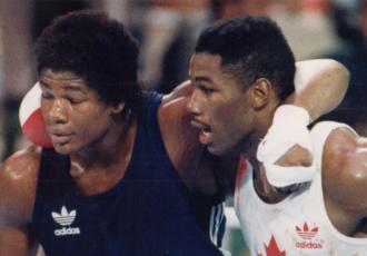 Ретро. Канадець Леннокс Люїс - Олімпійський чемпіон 88-го (ФОТО)