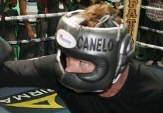 Канельо розпочав спаринги