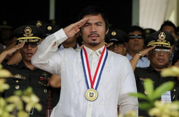 У Манілі відбувся військовий парад на честь кращог...