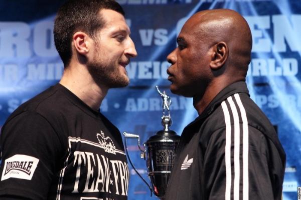 Боксери зустрінуться на ринзі цієї суботи в Атлант...