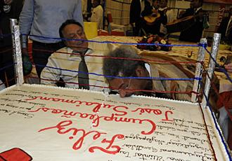 Донг Кінг відгриз шматок торта Хосе Сулеймана (ФОТО)