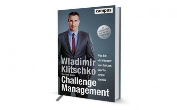 Кадр Дня: Володимир Кличко випустив власну книгу