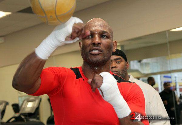 Бернард хопкінс може стати лише другим боксером, я...