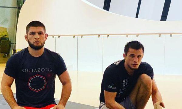 Чемпіон UFC Хабіб Нурмагомедов, який нещодавно зая...