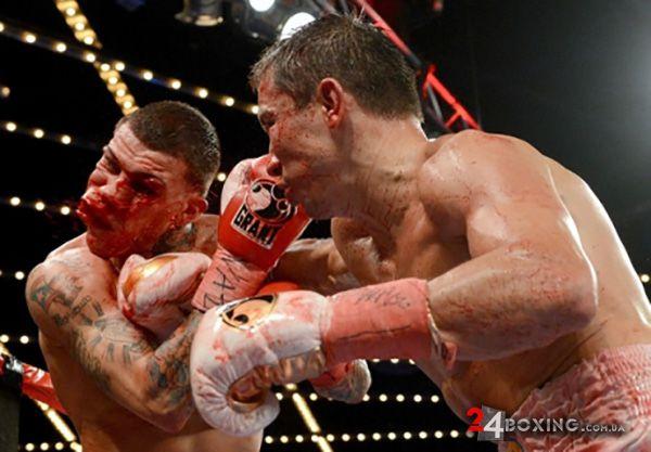 Більшість експертів світу боксу називають Мартіна ...