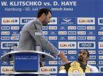 У ГАмбурзі відбулась прес-конференція між володаре...