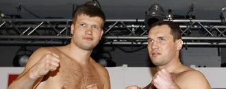 Зважування: Димитренко важчий за Сосновскі на 13 кг (ФОТО)