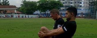 Хан розпочав підготовку на Філіппінах (ФОТО)