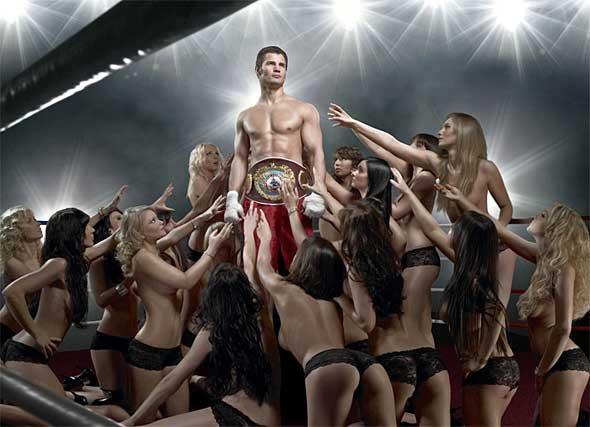 Чемпіон світу WBO у супер-середній вазі  Роберт Шт...