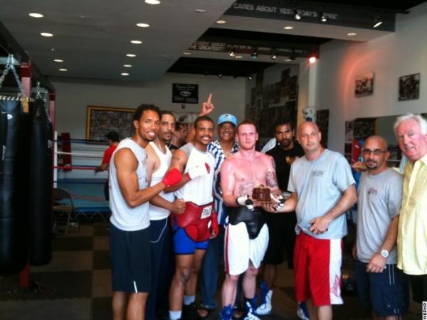 Чемпіон світу WBA у суперважкій вазі Девід Хей про...