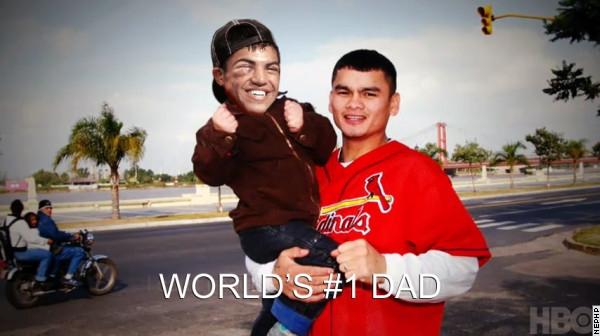 Тимчасовий чемпіон світу WBA у молодшій напівсеред...