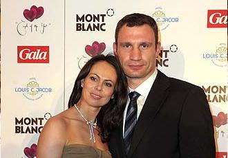 Кличко та його Наталя -