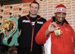 У Кельні відбулась прес-конференція між чемпіоном ...