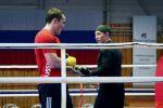 Денис Лебєдєв продовжує підготовку до поєдинку про...